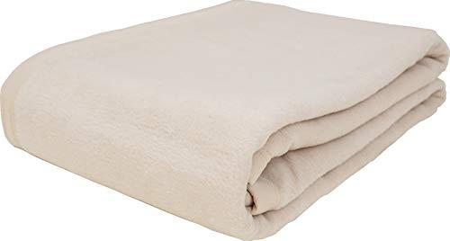 西川 シルク毛布 シングル 日本製 SGR2560 2555919 シルク100% ベージュ B07QRZQ9M2