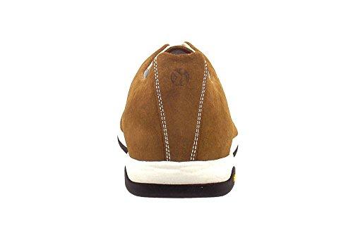 Vibram Sneaker 45 Focus Date in scamosciato Akron suola HOxdInI0
