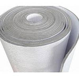 Supershield Multipurpose 48'' X 100' White Double Bubble Reflective Foil Insulation Reflective Foam Core (Not Cheap Bubble) DIY Insulation Weatherization Water Proof / Meets Fire Codes / Made in USA by Supershield Insulation