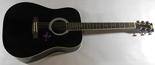pink-alecia-moore-the-truth-about-love-signed-autographed-full-size-black-acoustic-guitar-loa