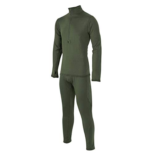 Helikon-Tex Boys Underwear (Full Set) US LVL 2 Olive Green