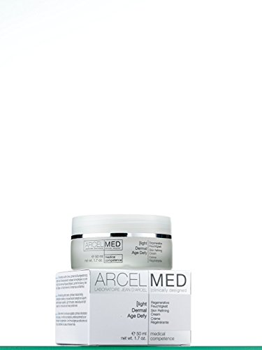ARCELMED Laboratoire Jean D Arcel Dermal Age Defy Light Cream, 50 ml 1.7 oz