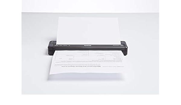 Brother PJ-773 - Impresora térmica portátil A4 (8ppm y 300ppp ...