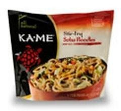 KA-ME Soba Stir Fry Noodles -- 14.2 oz by Ka-Me