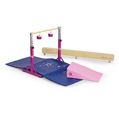 American Girl Gymnastics Set – MY AG 2013