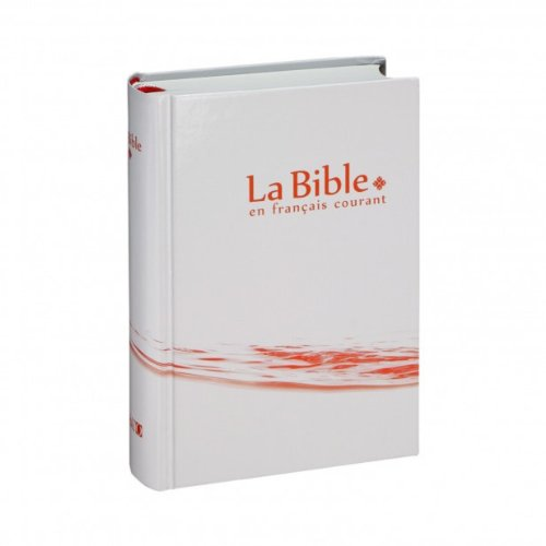 French Compact Bible  [American Bible Society] (Tapa Dura)
