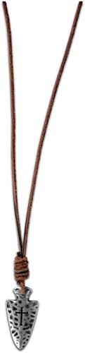 Arrowhead Necklace - Christian Fashion (Kerusso Christian Necklace)