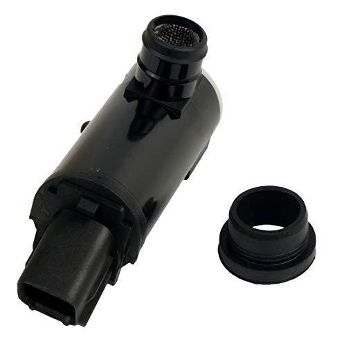 Price comparison product image Windshield Washer Pump with Grommet 98510-1C000 For Hyundai Kia Accent Azera Elantra Genesis Santa Optima 985101C000, 98510-26000, 98510-2G000, 98510-1C500
