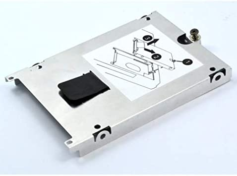 Zahara HDD Hard Drive Caddy Hardware Bracket Replacement for HP ProBook 450 440 445 455 470 G2 G1 G0