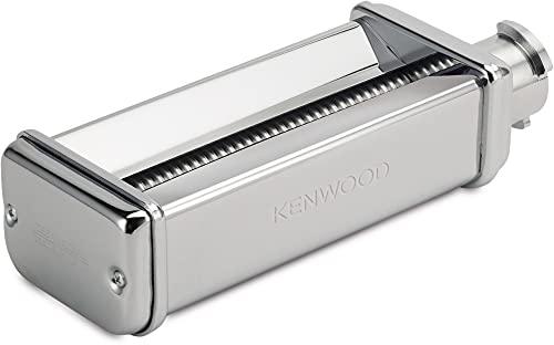 Kenwood KAX984ME batidora y accesorio para mezclar alimentos - Accesorio procesador de alimentos (Plata, Aluminio, Cromo, Acero inoxidable, 219 mm, 76 mm, 54 mm, 1,2 kg)