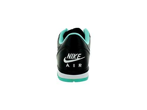Nike Air Trainer 1 Homme Bas Noir / Noir / Hyper Turq / Blanc