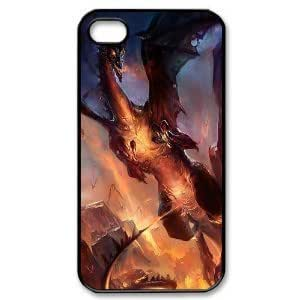 Agor F. Family's Shop Dragon Case for Iphone 4/4s -IPhone 4-PC00176