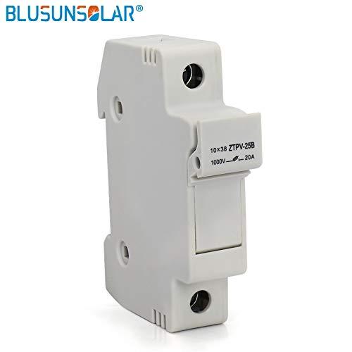 Amazon Com Davitu 10pcs New Arrival 1000v Dc Solar Pv Fuse Box 20a