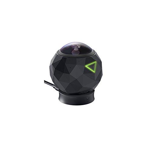 Audiovox 1549980 360fly 4K Action/Lifestyle Kamera schwarz