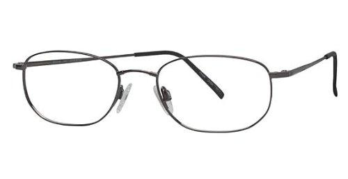 Eye 600 (Flexon Flexon 600 Eyeglasses 033 Gunmetal Demo 52 18 140)