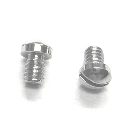 2 CROWN BRIDGE SCREW FIT 44MM,47MM PANERAI WATCH STAINLESS STEEL PART - 44mm Panerai Watches