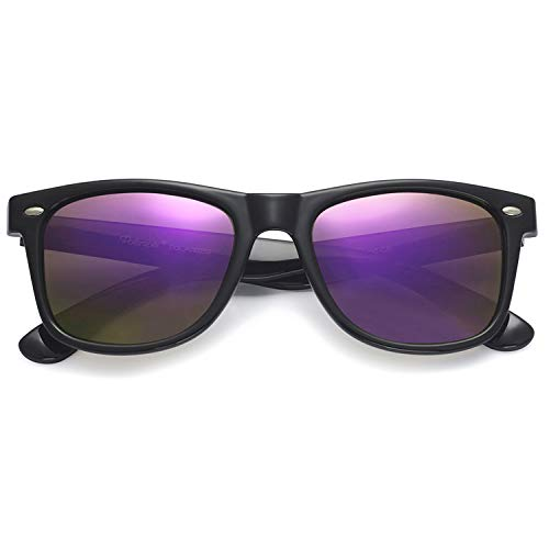 Polarspex Polarized 80's Retro Classic Trendy Stylish Sunglasses for Men ()