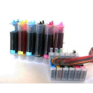 Continuous Ink System for Epson Artisan 98/99 Cartridges: Printer 835 CISS, CIS