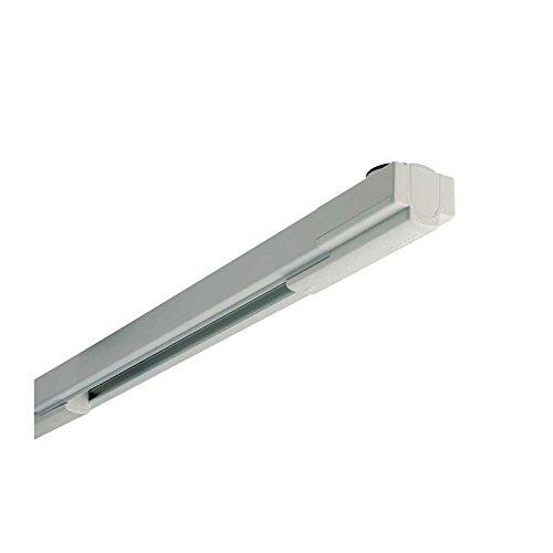 Kit Rail monophasé 1 allumage blanc longueur 1m complet (avec alim et embout) pour circuit luminaire LYTESPAN SYLVANIA 2036010 lytespan 1