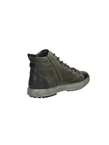 zapatillas de deporte IGI & CO hombres altos 47593/00 Antracite
