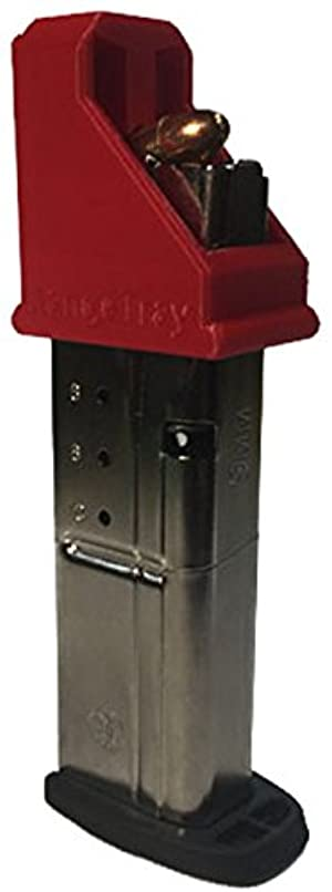 RangeTray Smith and Wesson S&W SD40VE Magazine Speedloader - Available in 8 Colors! (Red)
