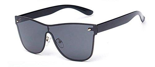 vintage soleil style polarisées cercle Lennon en retro lunettes Film inspirées Noir rond métallique de du Fq0anwHS