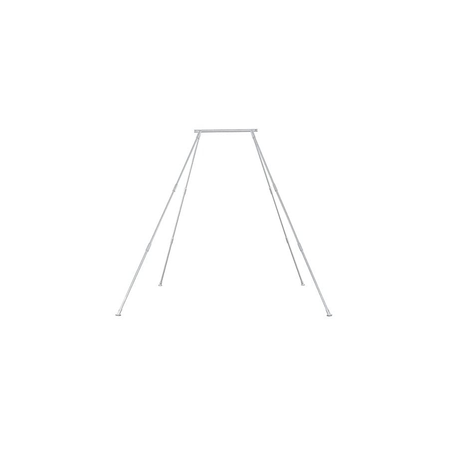 YOGABODY Yoga Trapeze Stand [official] for Swings, Hammocks, Olympic Rings, Pull Up Bar & Heavy Sand Bag – Expert Hanging Kit by