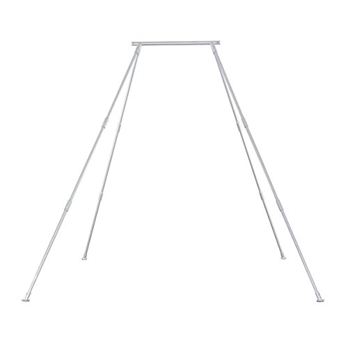 Yoga Trapeze Stand [official] for Swings, Hammocks, Olympic Rings, Pull Up Bar & Heavy Sand Bag – Expert Hanging Kit by YOGABODY