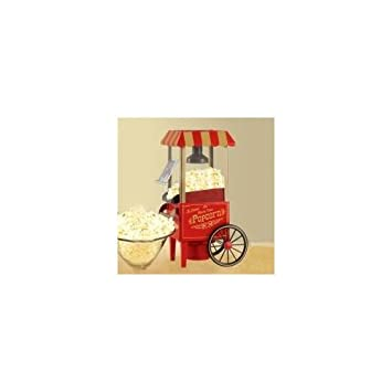 Nostalgia Electrics Old Fashioned Popcorn Maker palomitas de maiz poppers - Palomitero (120 V, 1,36 kg): Amazon.es: Hogar