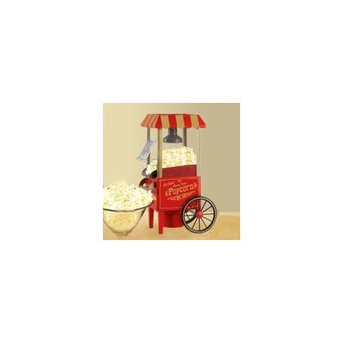 Nostalgia Electrics Old Fashioned Popcorn Maker palomitas de maiz poppers - Palomitero (120 V, 1,36 kg): Amazon.es: Hogar