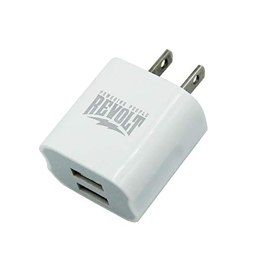 double wall charger USB