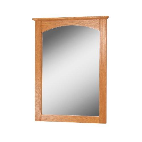 Foremost WROM2128  Worthington 21-Inch Oak Bathroom Mirror ()