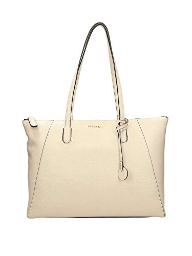 COCCINELLE E1 BF5 110101 Shopping Mujer Beige