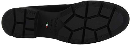 100 Suasa Mocassini Donna Prince Nero Tr black Giardini loafer vxwqazO8Z