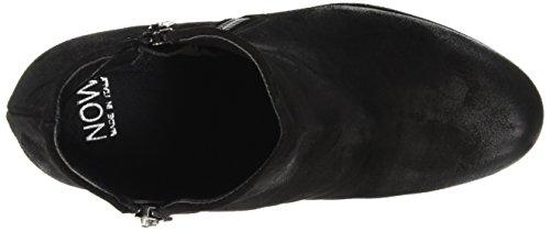 Now 3165 - Botas Mujer Negro - Noir(Velour Nero)