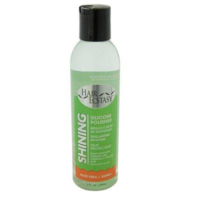 Hair Ecstasy Silicone Hair Polisher 6oz Aloe Vera