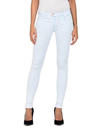 Replay 301 Jeans Blu Touch Azure light Donna vO74q