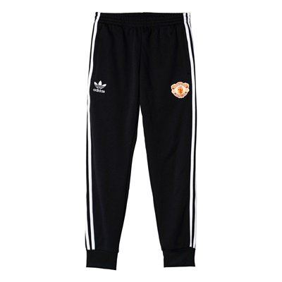 f7d74e1e583 Manchester United adidas Originals Superstar Track Pant Black   Amazon.co.uk  Kitchen   Home