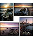 Light in the Darkness - Scripture Greeting Cards - NIV - Boxed - Sympathy
