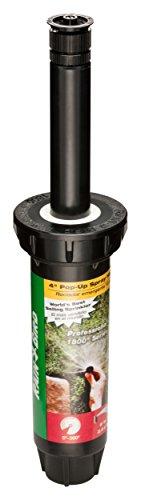 "Rain Bird 1804VAN Professional Pop-Up Sprinkler, Adjustable 0° - 360° Pattern, 8' - 15' Spray Distance, 4"" Pop-up Height"