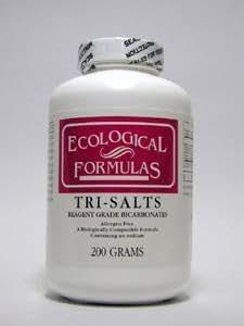Ecological Formulas - Tri-Salts - 200 g.