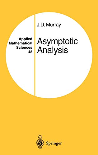 Asymptotic Analysis (Applied Mathematical Sciences)