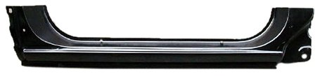 OE Replacement Chevrolet/GMC Passenger Side Rocker Panel (Partslink Number ()