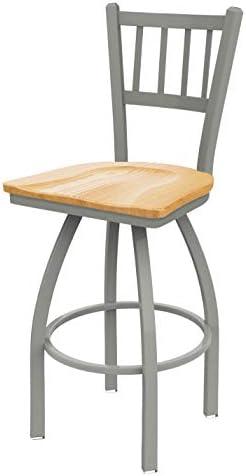 Holland Bar Stool Co. 81025ANNatOak 810 Contessa Counter Stool, 25 Seat Height, Natural Oak