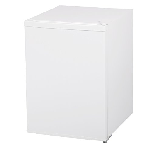 Midea Single Door Chest Freezer, 2.1 Cubic Feet, White by MIDEA