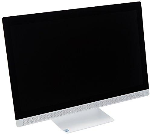 HP Pavilion 27-a151ng (Y4L08EA) 68,6 cm (27 Zoll / FHD IPS) All in One Desktop PC (Intel Core i5-6400T, 16 GB RAM, 128 GB SSD, 1 TB HDD, NVIDIA GeForce 930A, Windows 10 Home 64) weiß