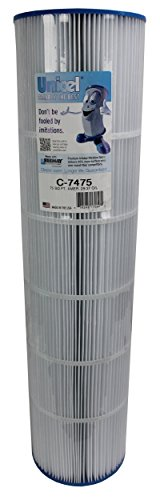 Unicel C-7475 Spa Replacement Cartridge Filter 75 Sq Ft American Premier C7475