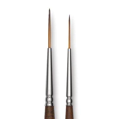 Raphael Precision Short Handle Brushes Round 2/0 by Raphaël