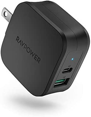 RAVPower Charger Delivery Charging Compatible