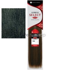 SENSATIONNEL Goddess Select Remi Hair Extensions 100% Human Hair Yaky (18